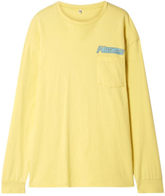 R 13 Yellow Cotton Tops