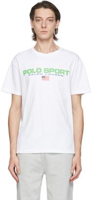 Polo Ralph Lauren White T-Shirt