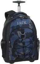 PBteen Gear-Up Navy Camo Rolling Backpack