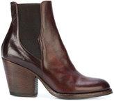 Pantanetti western heeled boots