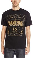 Bravado Men's Pantera 101 Proof T Shirt
