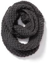 Old Navy Honeycomb-Stitch Infinity Scarf for Women