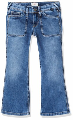 Pepe Jeans Girl's Kicki Worker Jeans