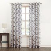 SONOMA Goods for LifeTM Lona Semi-Sheer Curtain
