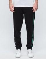 McQ by Alexander McQueen Stripe Dart Sweatpants