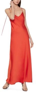 BCBGMAXAZRIA Strappy-Back Dress