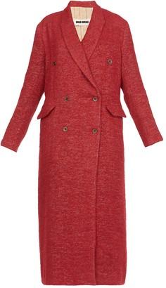 UMA WANG Double Breasted Coat