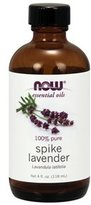 NOW 100% Pure Spike Lavender Oil Latifolia 4 oz 8154573