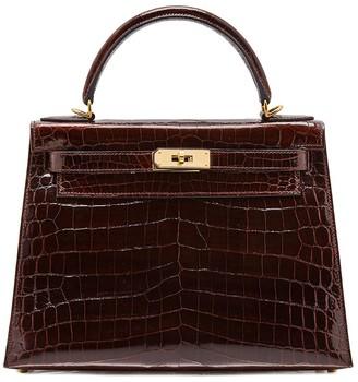 Hermes 2015 pre-owned Kelly Sellier 28 bag