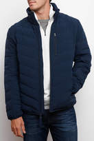 Andrew Marc Chevron Down Puffer Jacket
