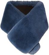 Marc Jacobs Plush Faux Fur Stole