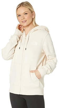 The North Face Berkeley Full Zip Hoodie (Raw Undyed) Women's Clothing