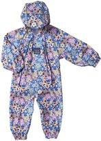 Jo-Jo JoJo Maman Bebe Packaway Waterproof All-In-One (Baby) - Butterfly-18-24 Months