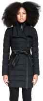 Norina Belted Lightweight Down Coat