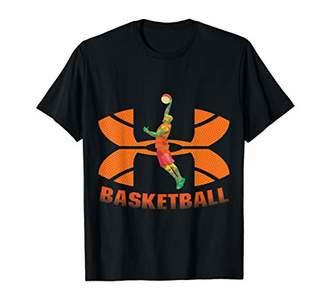 IDEA Basketball Novelty - Basketball Player Gift T-Shirt