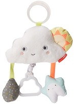 Skip Hop Silver Lining Cloud Jitter Stroller Toy Accessories Travel