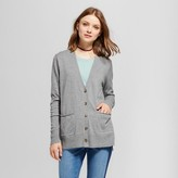 Mossimo Women's Boyfriend Heather Cardigan