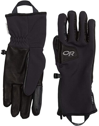 Outdoor Research Stormtracker Sensor Gloves (Black) Extreme Cold Weather Gloves