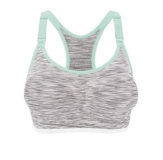 Bravado Body Silk Seamless Rhythm Nursing Bra, size L