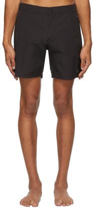 Saturdays NYC Black Kei Swim Shorts
