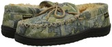 Old Friend Camouflage Moccasin Men's Slippers