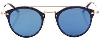 Oliver Peoples Remick 50MM Round Sunglasses