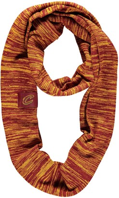 Maroon Cleveland Cavaliers Colorblend Infinity Scarf
