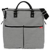 Skip Hop SKIP*HOP® Duo Special Edition Diaper Bag in Black Stripes