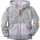 Hanna Andersson Heather Gray Sport Hoodie