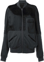 Haider Ackermann bomber jacket - women - Cotton - S