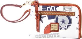 Dooney & Bourke NFL Cowboys Multi Function Zip Around