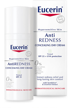 Eucerin Anti-Redness Concealing Day Cream SPF25 50ml