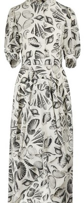 Alexander McQueen Silk dress