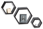Hexagon Shelf (Set of 3)
