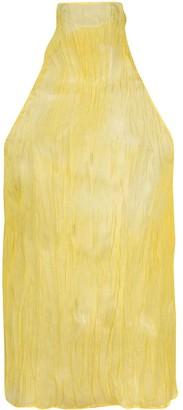 Ellery halterneck sleeveless blouse