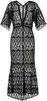 Manning Cartell Serpentine lines dress