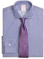 Brooks Brothers Regent Fit Split Stripe Dress Shirt