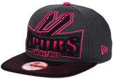 New Era San Antonio Spurs Grader 9FIFTY Snapback Cap