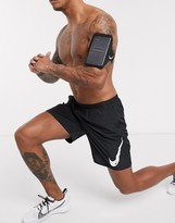 Nike Running Challenger shorts in black