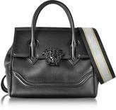 Versace Palazzo Empire Black Medusa Satchel Bag