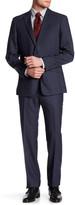 English Laundry Blue Two Button Notch Lapel Suit