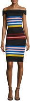 BELLE + SKY Off The Shoulder Dress