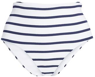 Eberjey Swim Retro Stripes Dita Bikini Bottom
