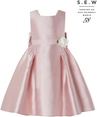Under Armour Pearl Duchess Occasion Dress in Recycled Polyester Pink