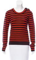 Sonia Rykiel Cashmere Striped Sweater