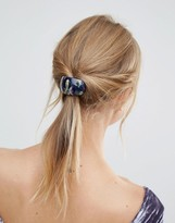 Orelia Curved Animal Hair Tie