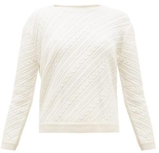 Max Mara Elam Sweater - Womens - Ivory