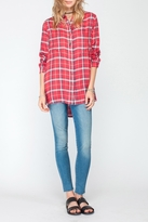 Gentle Fawn Layla Button-Down Shirt