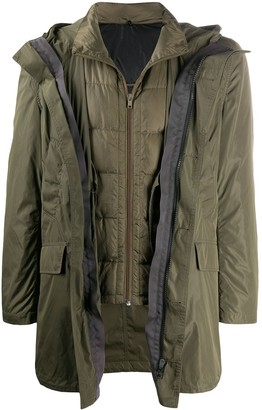 Yves Salomon Two In One Jacket