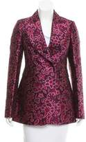 Lanvin Jacquard Structured Blazer w/ Tags